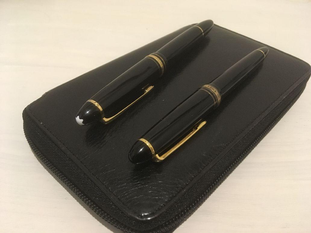 ロドリゴ・ルッチオーニのペンケースは最高。大切な万年筆と揃えるべきもの。