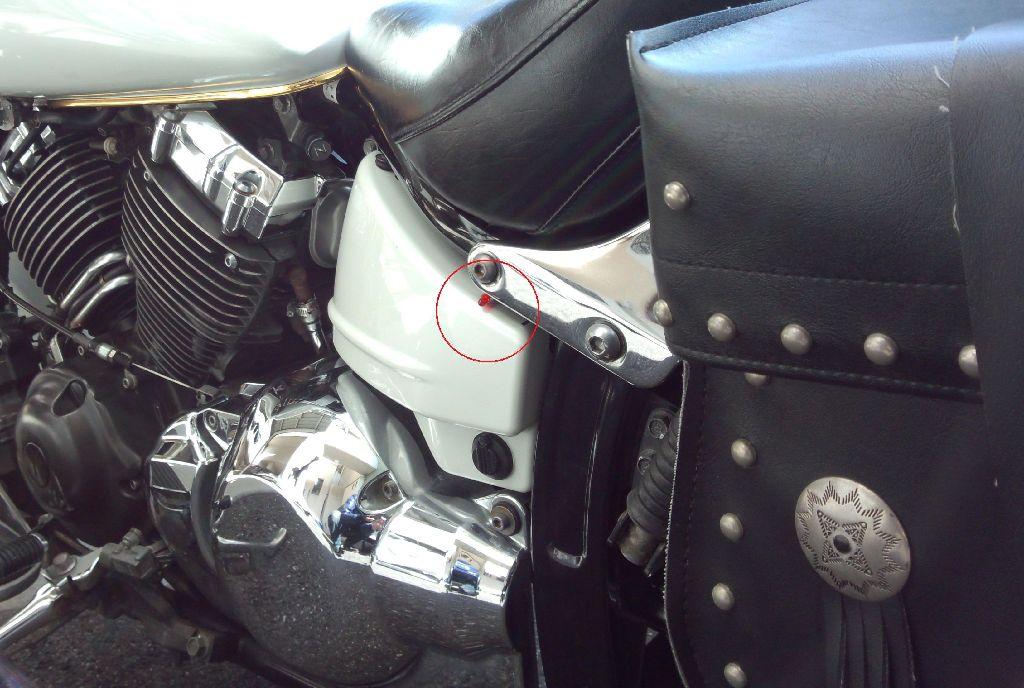 バイクの盗難防止にSteelmate 986gを取り付ける